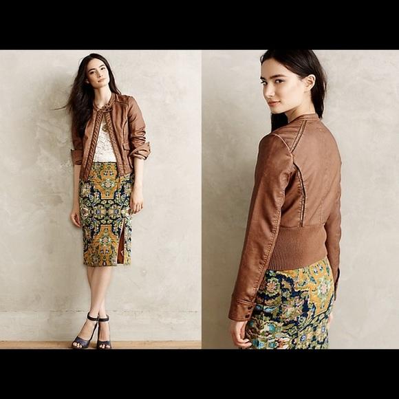 4f76a6af2 Hei Hei Leather Jacket, Dara Vegan