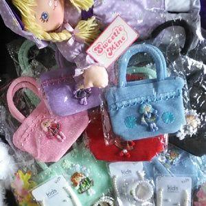 * 10 - Little diva mini handbags.