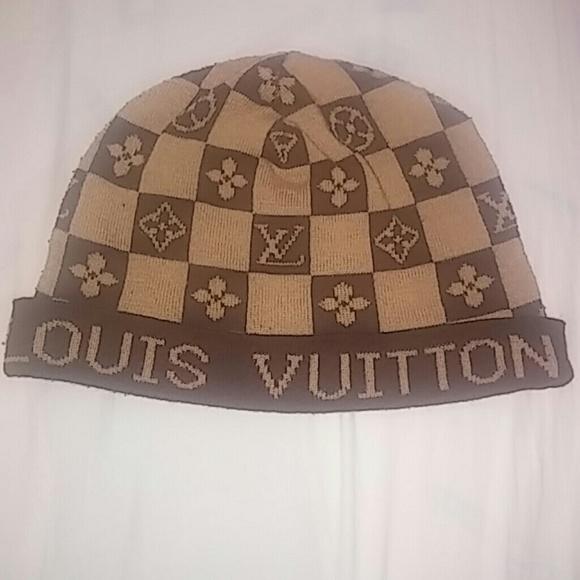 Louis Vuitton Accessories - Louis Vuitton Beanie 0b28f526b58d