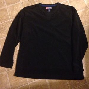 Chaps Other - Soft and warm men's pullover shirt by Chaps. Sz M