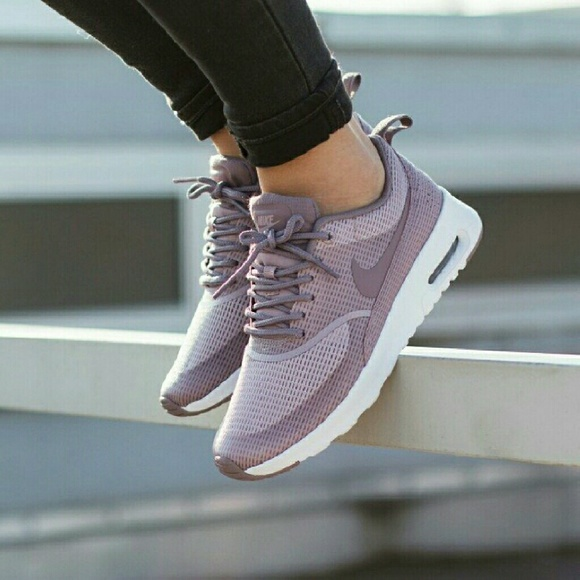 Womens Nike Air Max Thea Plum Fog