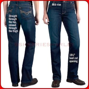 Harley-Davidson Denim - 👖LAST Plus 20W Embellished Stretch Bootcut Jeans