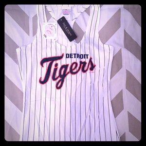 Detroit Tigers Tank Top NWT