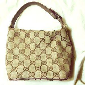 Gucci squared pouchette