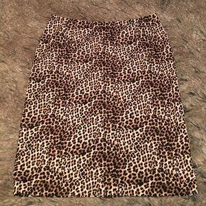 Alfani Dresses & Skirts - Animal print pencil skirt