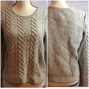 Chelsea & Violet Sweaters - Chelsea & Violet Sweater Cable Knit Women's Top