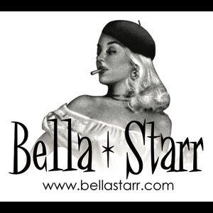 "Bella Starr ""USA"" handmade high quality hats"