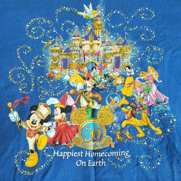 93% Off Disneyland Resort Tops
