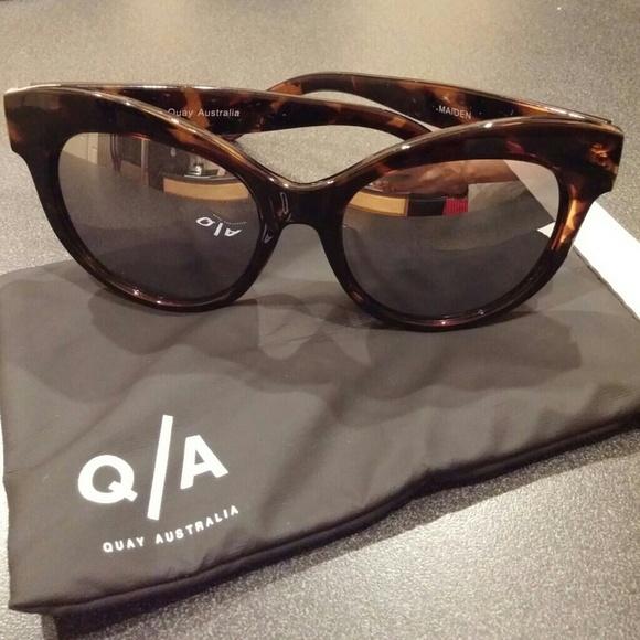 3ab31eaf11b85  Quay Australia   Maiden  sunglasses. M 5859f60f522b45a7e90095a4