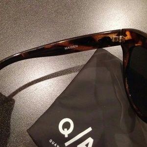 b90b4cbc8b1df Quay Australia Accessories -  Quay Australia   Maiden  sunglasses
