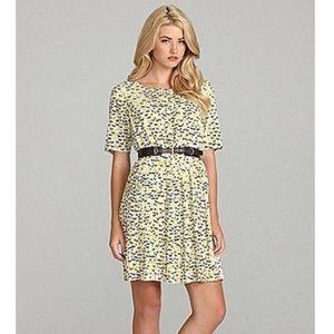 Daniel Cremieux Dresses & Skirts - Cremieux Horses Print Pleated Dress