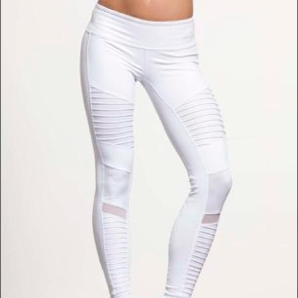 ALO Yoga High-Waist Moto Legging 85176c42cacd