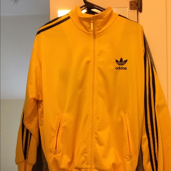 4dc899c07391 Adidas Jackets   Blazers - Vintage Adidas Track Jacket from Holland
