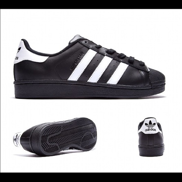 Mens Superestrella De Adidas Talla 11 mm9WRKPVv