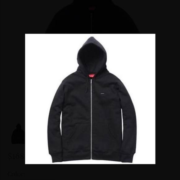 8049bb1486f7 Supreme 2tone illegal business hat Supreme small box logo zip-up hoodie  black medium ...