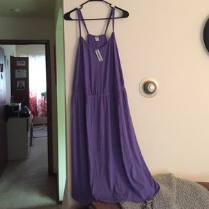 Old Navy Dresses & Skirts - NWT Old Navy Violet Double Strap Dress