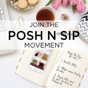 Posh N Sip - Join the Movement #7