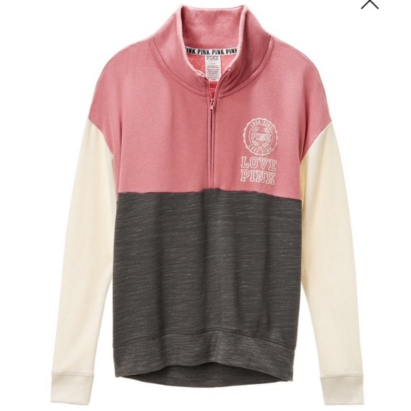 11% off PINK Victoria's Secret Sweaters - Pink VS Soft Begonia ...