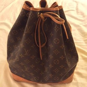 Louis Vuitton Handbags - Louis Vuitton Large Noe