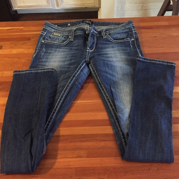 72% off Express Denim - Red rock express jeans from Nicole's ...