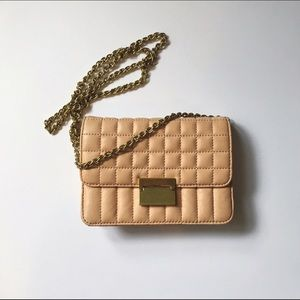 J. Crew Handbags - JCrew quilted crossbody purse bag