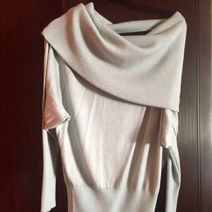 Few Moda Dresses & Skirts - Parisienne and Back Cowl Knit Dress