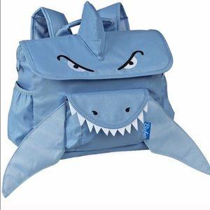 Bixbee Handbags - Bixbee Shark Backpack-Small