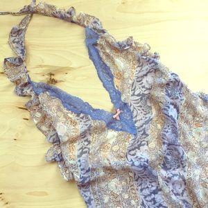 Victoria's Secret Hi/Lo Night Dress
