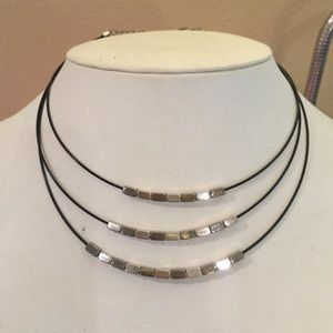 Fifth Avenue Collection Jewelry - Fifth Avenue Necklace with silver beads
