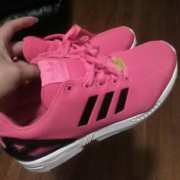 adidas Shoes | Hot Pink Adidas Torsion