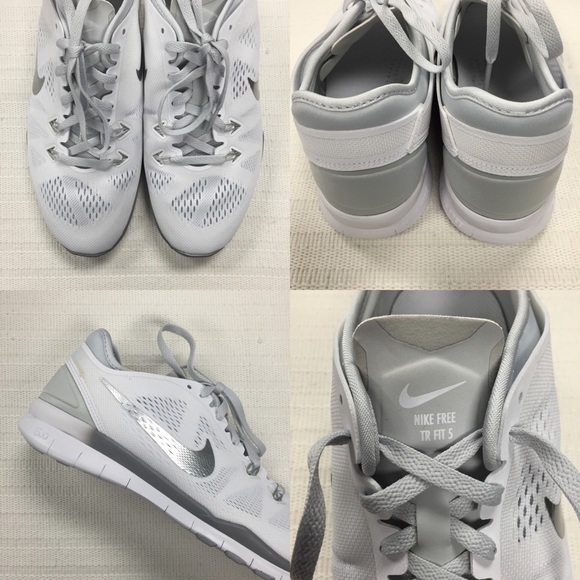 Nike Free 5.0 Tr Passe 5 - Kvinners Hvit Jumpsuit DvXD8