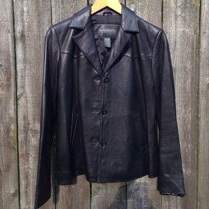NWOT SALE Banana Republic Leather Jacket