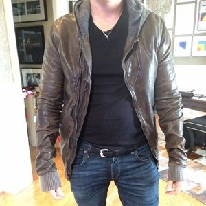 Giorgio Brato Other - Giorgio Brato leather jacket