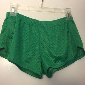 Soffe Pants - Green Soffe shorts