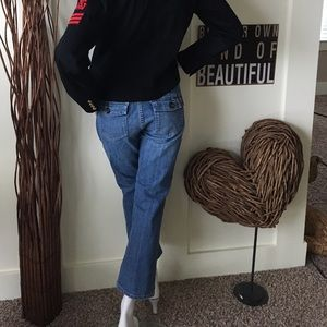 GAP Denim - Gap limited edition cropped denim jeans