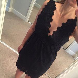 Studio M Dresses & Skirts - Cotton black dress Studio M
