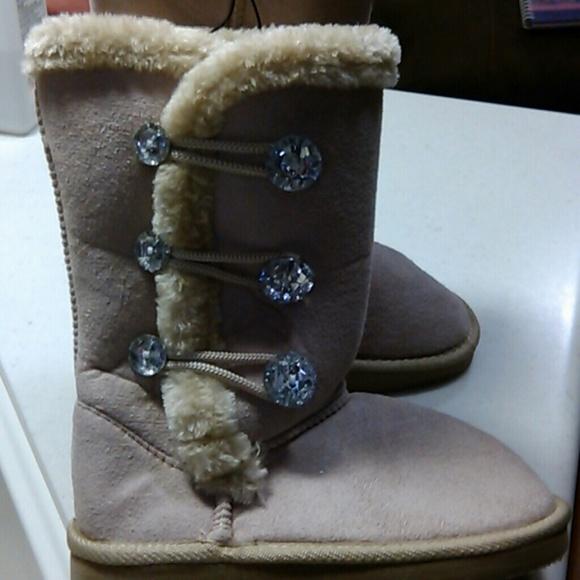 tj maxx Shoes | Little Girls Nwt Boots