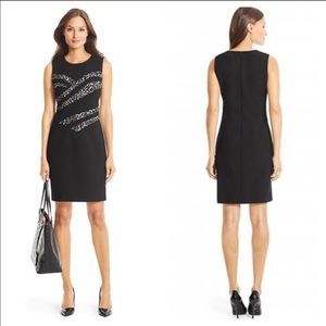 Diane von Furstenberg Dresses & Skirts - 🎉Sale🎉NWT Diane Von Furstenberg black dress SZ 8