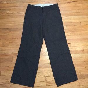 J. Lindeberg Other - J.Lindeberg gray wool mens trouser pants - 36x33
