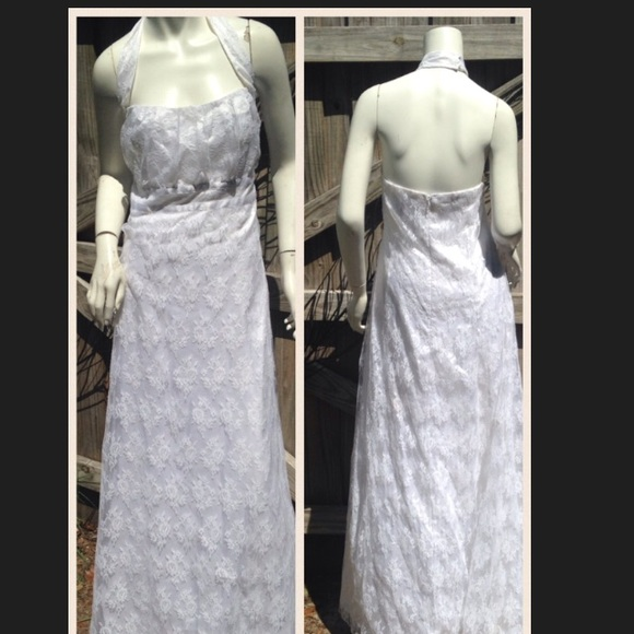 3f0bc051 torrid Dresses   Zum Zum Formal White Lace Dress 16   Poshmark
