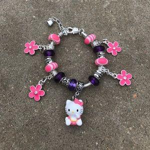 💕Hello Kitty SP Handmade Bracelet & Necklace💕