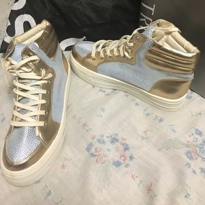Deena & Oozzy Shoes - DEENA & OZZY Platform sneakers (urban outfitters)