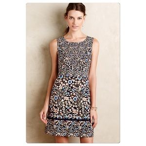 Anthropologie Brindille Sheath NWT