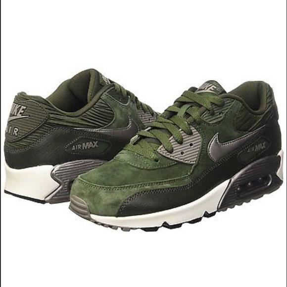 finest selection 8bcc4 49b3c Green Nike Airmax 90. M 57d37a6d291a35844b005f8d