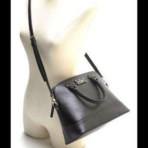 NEW Kate Spade Women's Wellesley Leather Handbag