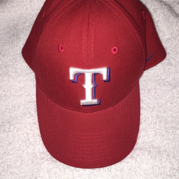 new concept dadc1 dc2c0 nike mlb texas rangers verbiage legacy 91 flex hat cap fa m l  texas  rangers nike red baseball cap
