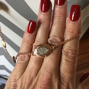 Park Lane Jewelry - Park Lane Rose gold necklace.