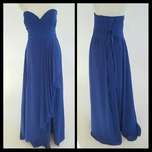 d0b962f4a3fc Star Box Dresses | Long Strapeless Dress | Poshmark