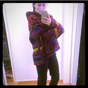 Woolrich Jackets & Blazers - Woolrich jacket winter coat parka tribal Aztec