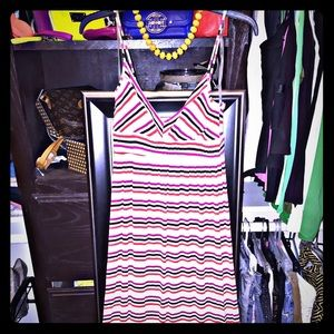 Accessory Collective Dresses & Skirts - 👗Cute Striped Maxi Dress👗